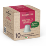 Tee aus Waldfrüchten